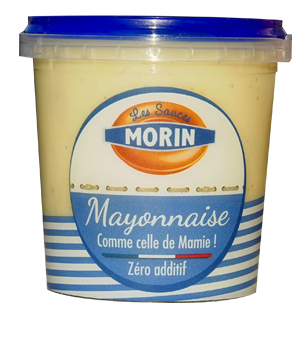 Pot Mayonnaise